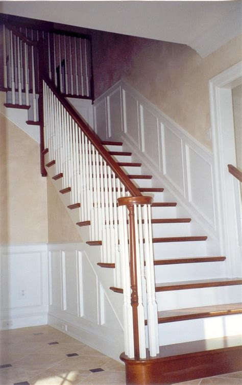 Foyer decorating, House stairs, Traditional colonial