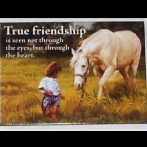 Love between a little girl and her horse is priceless