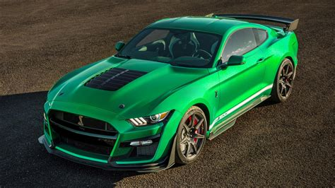 2020 Ford Mustang Shelby GT500 Wallpapers | HD Wallpapers
