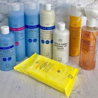 Marks & Spencer launch affordable cleaning range Mrs Hinch