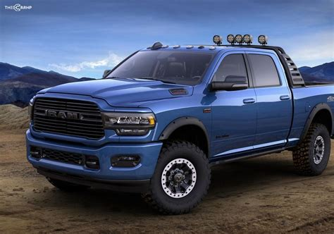 2021 RAM 2500 Crew Cab: Expected Prices, Release Date, MPG