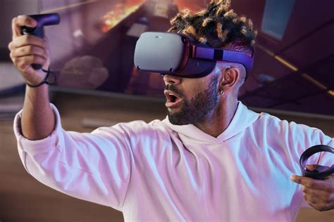Oculus Quest stand-alone VR headset coming spring 2019 for