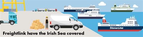 Irish Sea Ferry Routes   Freightlink - The Freight Ferry