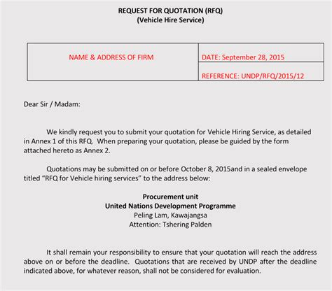 Quotation Letter / Email Samples (How to ask and Reply)