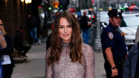 Keira Knightley Reveals How Many Times She's Watched 'Love