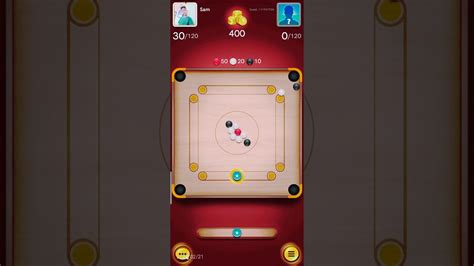 Carrom playing - YouTube