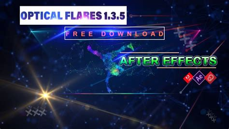 HOW TO INSTALL & DOWNLOAD VIDEO COPILOT OPTICAL FLARES FOR