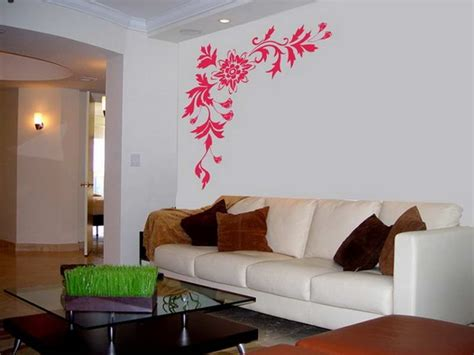 20 Simple Wall Paintings For Living Room - We Need Fun