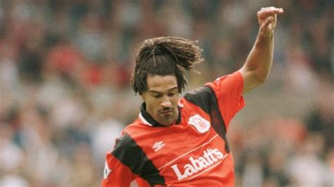 Jason Lee: Footballer yet to receive apology for blackface