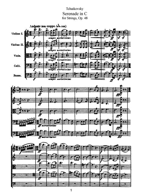 Serenade for String Orchestra, Op