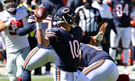 Insider Confirms Mitch Trubisky Is Gone After Season Ends