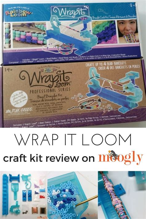Weaving Summer Fun with the Wrapit Loom: Review | Loom