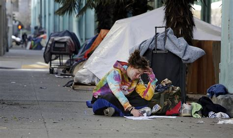 Homeless problem can't be swept away - San Francisco Chronicle