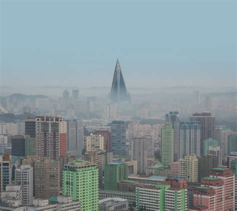'model city pyongyang' by cristiano bianchi and kristina