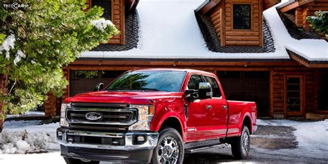 2021 Ford F-250 SuperCab Diesel Review: Expected Release