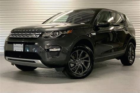 Used 2018 Land Rover Discovery Sport for Sale Near Me