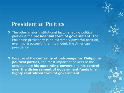 PPT - Philippine Political Parties, Electoral System, and