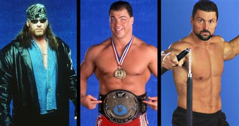 QUIZ: How many of these classic WWE wrestlers can you name