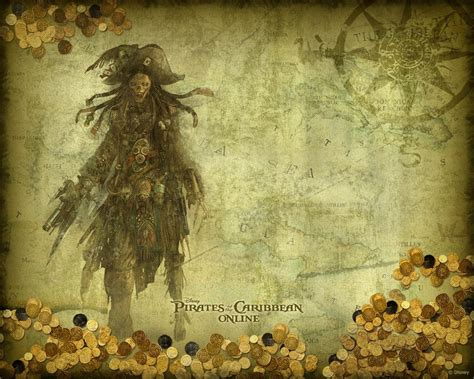 Pirates Of The Caribbean Wallpaper and Background Image