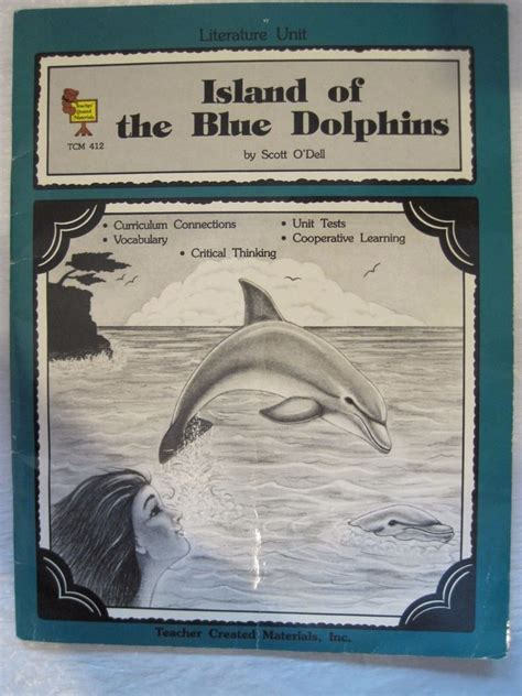 Island of the Blue Dolphins Literature Unit #