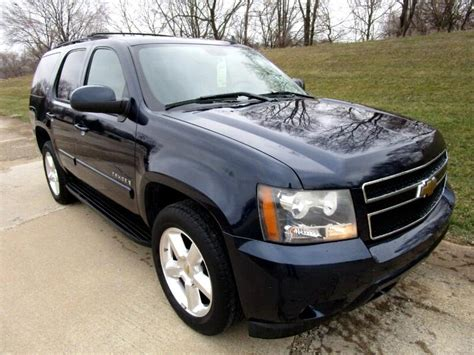 Buy Here Pay Here 2007 Chevrolet Tahoe LTZ 4WD for Sale in
