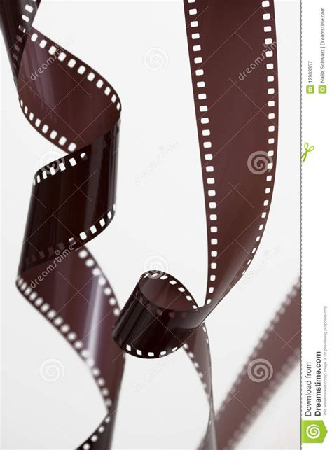 Old Camera Film Strip Royalty Free Stock Photography