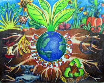 """Soil and Water Conservation """"Dig It Deeper Secrets of Soil"""