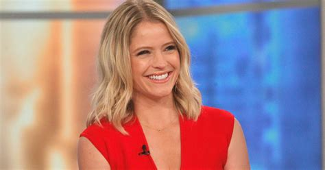 'GMA Day' Co-Host Sara Haines Is Pregnant With Baby No