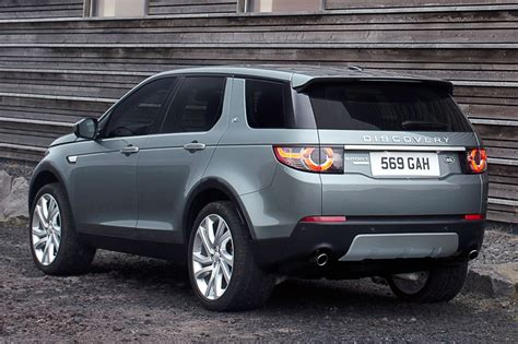 Used 2016 Land Rover Discovery Sport for sale - Pricing