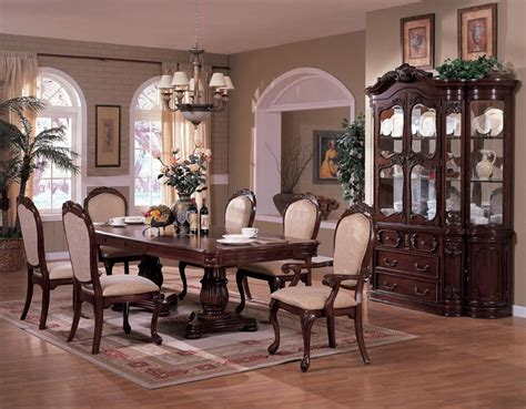 formal dining suite (but needs to be bigger)