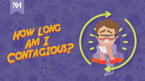 How Long Am I Contagious? [Infographic] | Northwestern