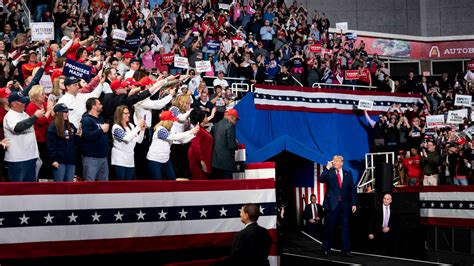 Trump 2020 Campaign Will Return With Rally in Tulsa - The