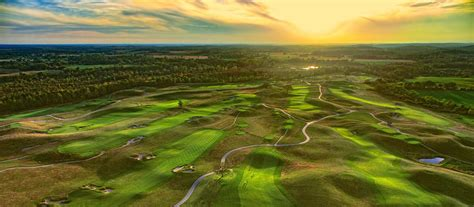 Course Overview & Map - Erin Hills