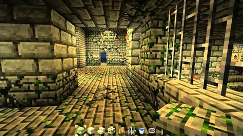 Minecraft Stronghold Restoration - Structure Complete