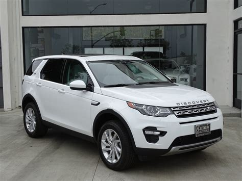 2017 Land Rover Discovery Sport HSE Stock # 6940 for sale