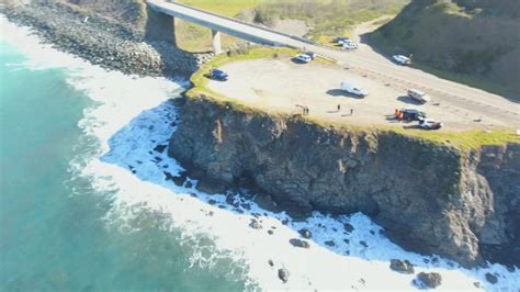Authorities: California Cliff Crash May Have Been Intentional