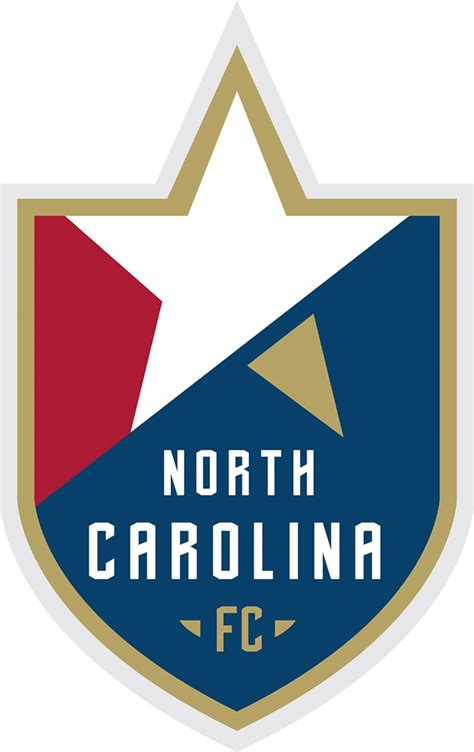 Brand New: New Name and Logo for North Carolina FC