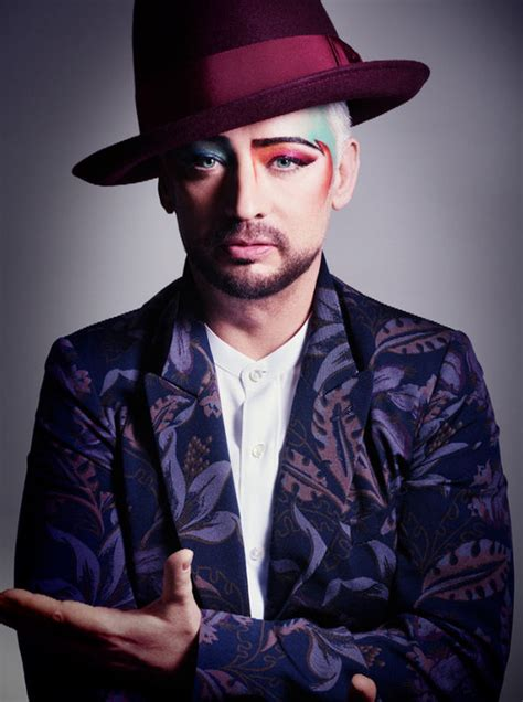 Boy George admits prison was a 'gift' as he opens up about