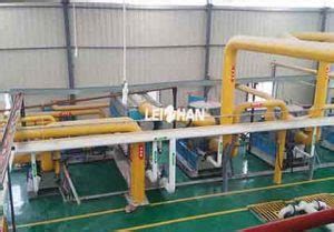 Stock Preparation System For Paper Mill Production Line