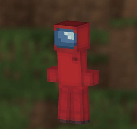 Among Us Colors Skin-Pack | Minecraft Skin Packs