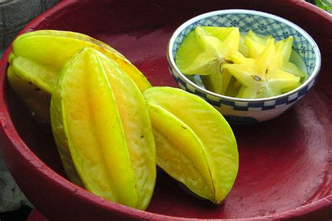 Star Fruit (Carambola) - Nutrition Facts, Health Benefits