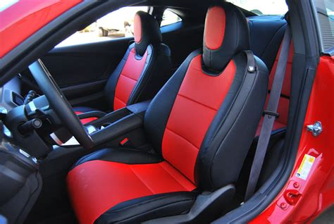C6 Corvette 2005-2011 Synthetic Leather or Faux Suede Seat