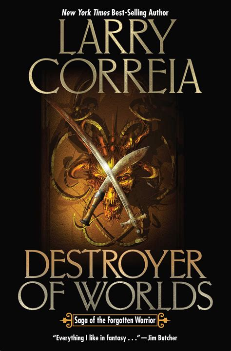 Destroyer of Worlds | Book by Larry Correia | Official