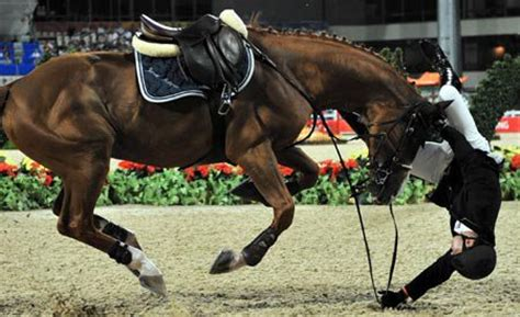 Concussions at Horse Shows—Are You Being Protected?
