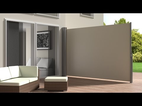 How To Make A Folding Outdoor Privacy Screen - WoodWorking