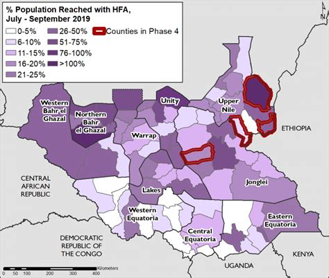 South Sudan - Food Security Outlook: Tue, 2019-10-08 to