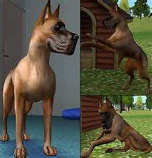 Mod The Sims - Pets: Great Danes Collection *Update 07/10