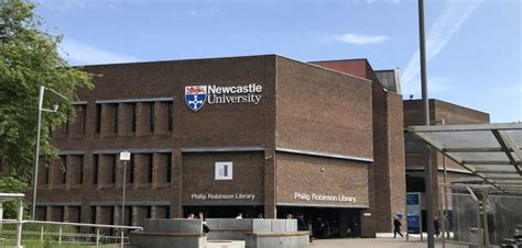 Library Options for Newcomers to Newcastle University - UK