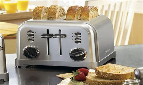 Top 12 Best 4 Slice Toasters in 2020 All The Time - Best
