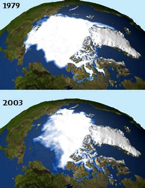 Carter's Science Blog: What happens if the polar ice caps